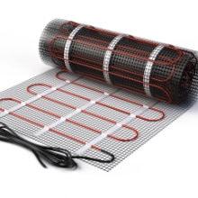 elektrische matten vloerverwarming