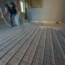 Elektrische vloerverwarming aanleggen: mogelijke systemen en prijs ...