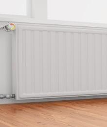 voorbeeld radiator